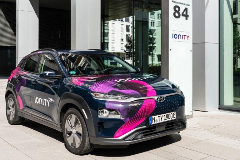Hyundai ja Kia mukaan Ionity-suurteholatausverkostoon