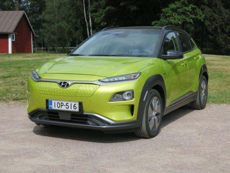 Autotoday testasi: Hyundai Kona electric — kunnon sähköauto