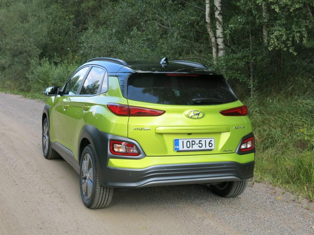 Hyundai Sähköauto