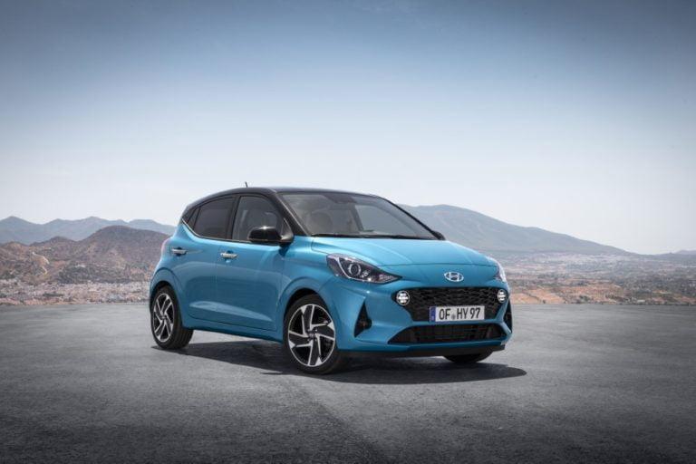 Frankfurtissa paljastetaan uusi kokoa kasvanut Hyundai i10