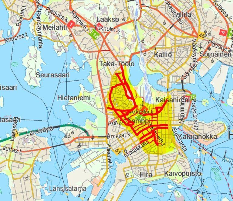 EU-maiden valtiovarainministerikokous vaikuttaa liikenteeseen pääkaupunkiseudulla