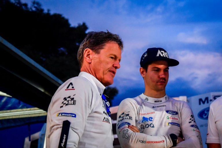 WRC: Suninen taistelee sunnuntaina vielä tiukasti palkintopallisijoituksesta