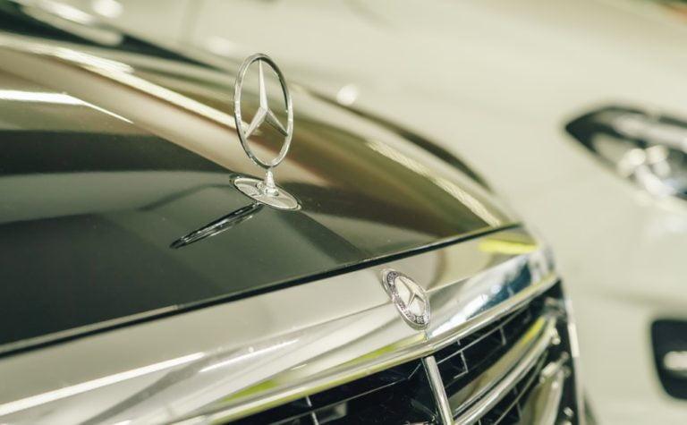 Mercedes-Benz on selvästi suosituin merkki Kamuxin verkkosivuilla