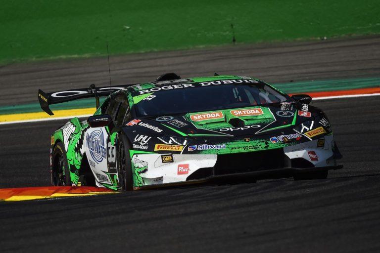 Lamborghini-sarja: Mikko Eskelinen ei taistele enää sarjan voistosta