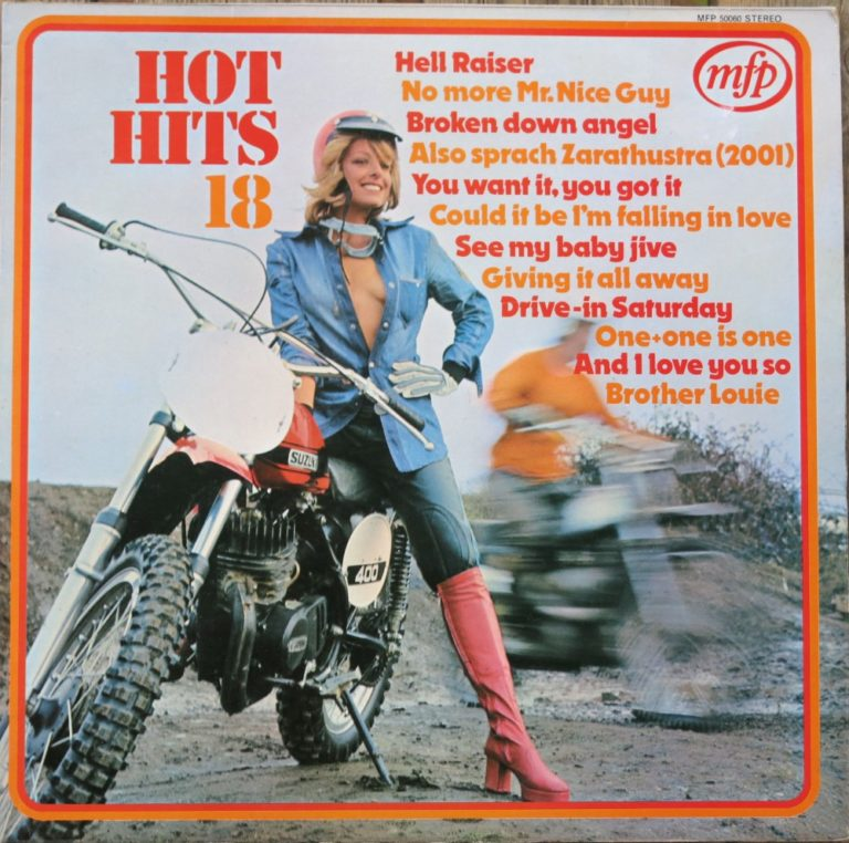 Päivän levynkansi: Hot Hits 18