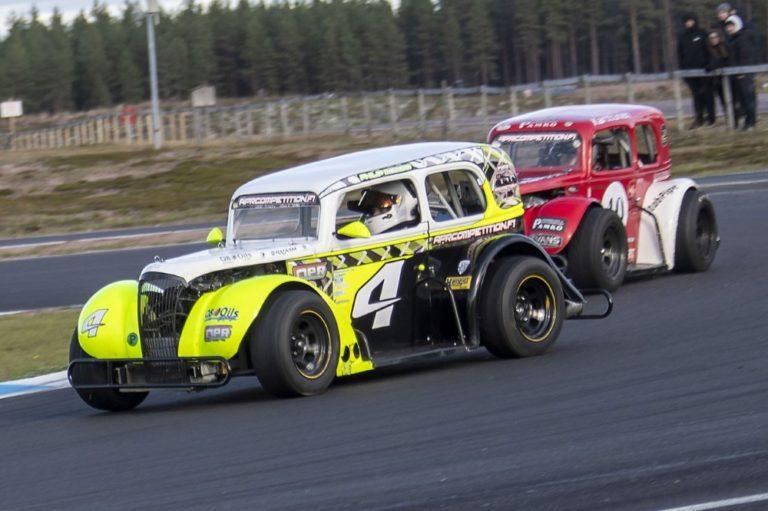 Rata-ajo: Ensimmäinen Legends-luokan suomenmestari kruunattiin tänään