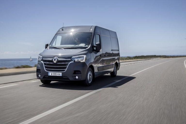 Renault Master on uudistunut