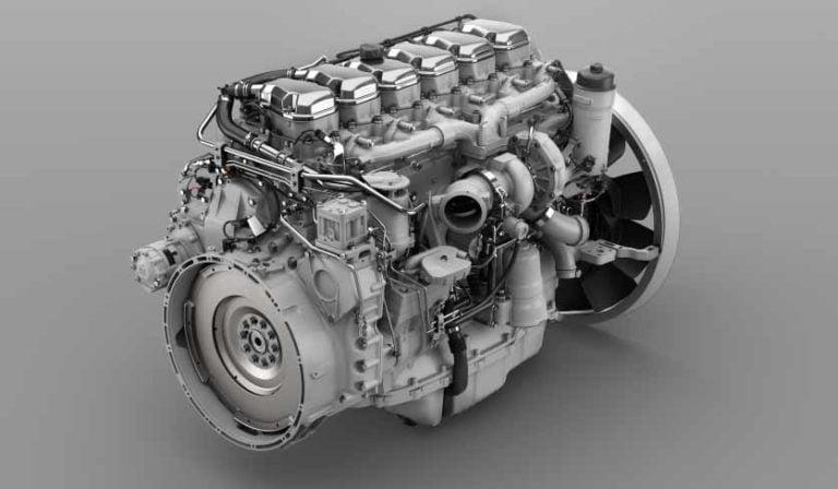 Scania lisää 13-litraisten moottorien valikoimaansa 540 hevosvoiman mallin