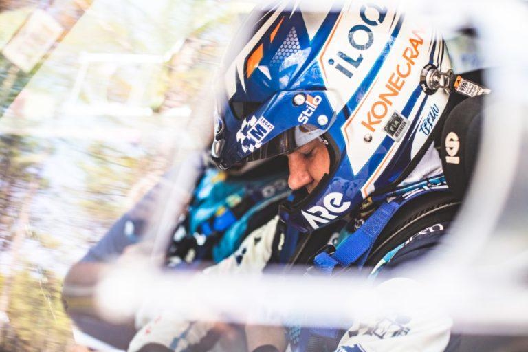 WRC: Teemu Suninen oli tyytyväinen neljänteen sijaansa Turkin rallissa