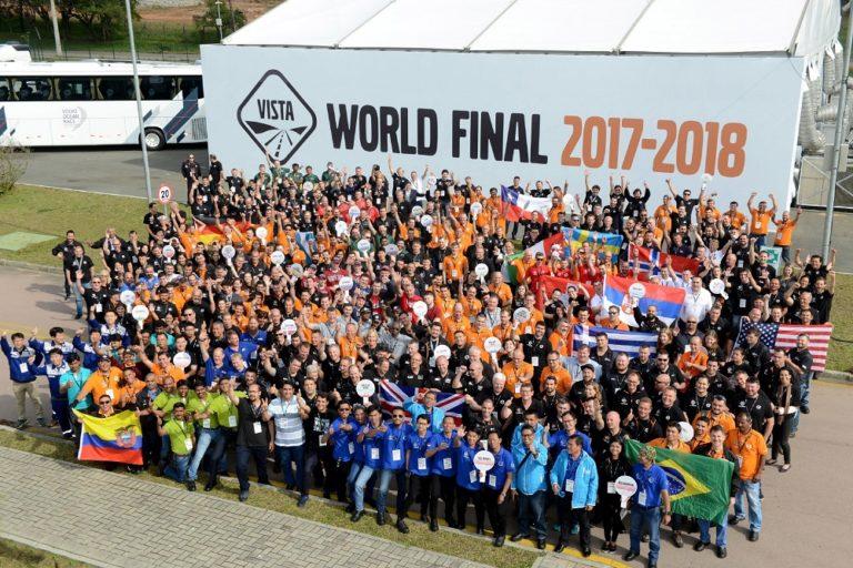Maailman suurin huolto- ja varaosahenkilökunnan kilpailu käynnistyy taas