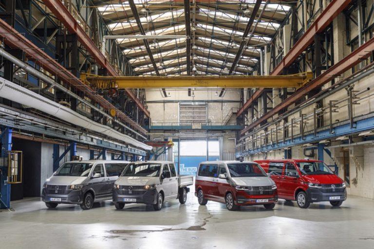 Rekisteröinti: Volkswagen Transporter suosituin pakettiauto Suomessa vuonna 2019
