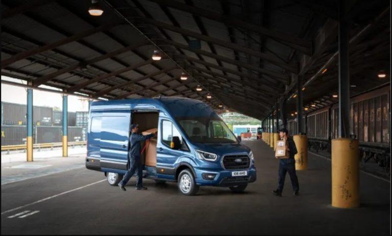 Fordin uusi palvelu auttaa Fordin hyötyajoneuvoasiakkaita