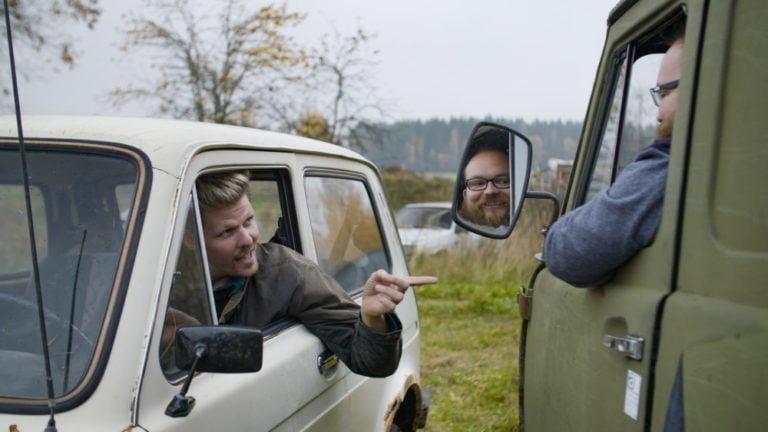 Historian havinaa: Tänään pari mielenkiintoista auto-ohjelmaa Ylen kanavilla