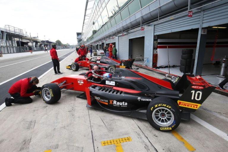 F3: Molemmat suomalaiset EM-pisteille FIA F3 Regional -sarjan päätösosakilpailuissa Monzassa