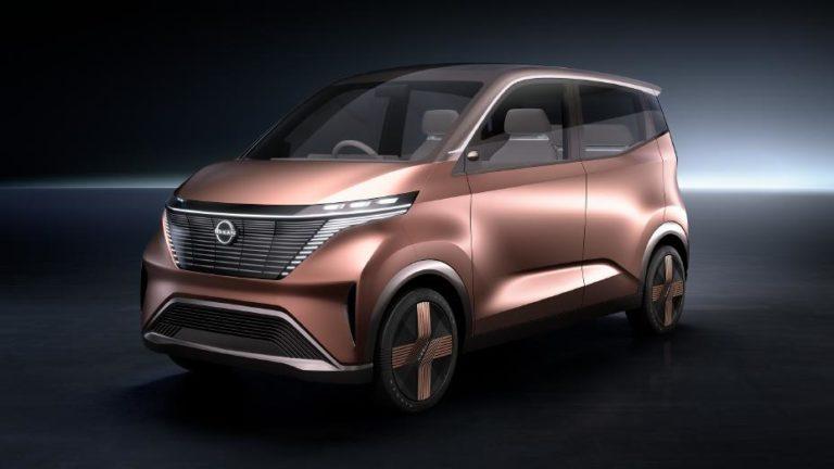 Nissanilla kattava uutuustarjonta Tokion autonäyttelyssä