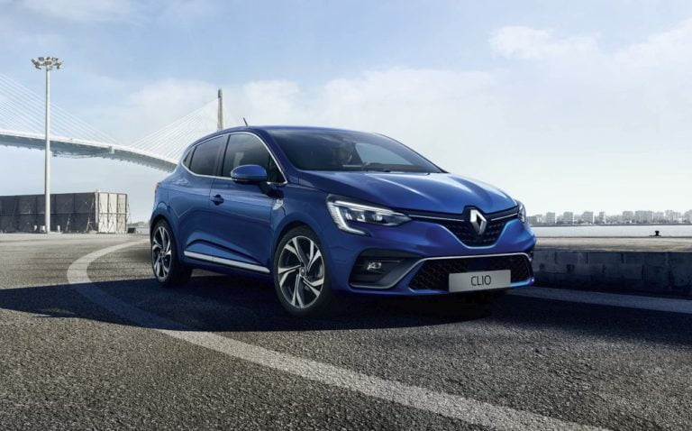 Renault Cliosta uusi sähäkämpi versio