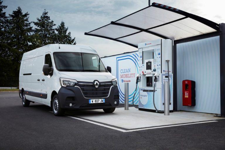 Renault tuo vetykäyttöiset pakettiautot markkinoille — Master ja Kangoo