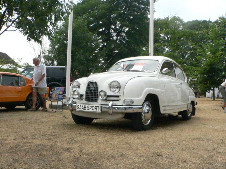 Mistä autojen nimet johtuvat? Osa 5, Saab – Volvo