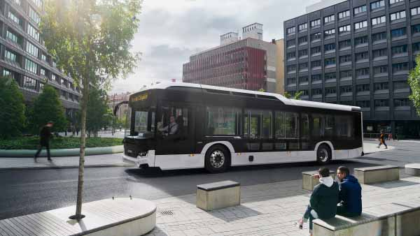 Scanialta uuden sukupolven linja-automallisto kaupunkeihin ja esikaupunkeihin