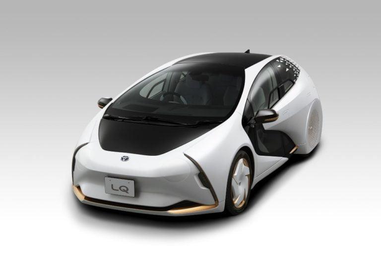 Toyota haluaa luoda aivan uuden yhteyden kuljettajan ja auton välillä