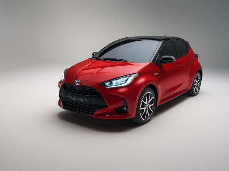 Uusi Toyota Yaris tulee Suomeen vuoden kuluttua — tältä se näyttää