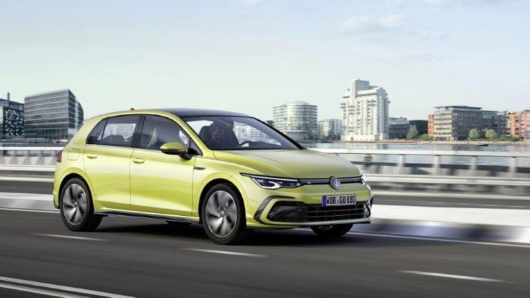 Uusi kahdeksannen sukupolven VW Golf on nyt julkistettu — Suomeen ensi keväänä