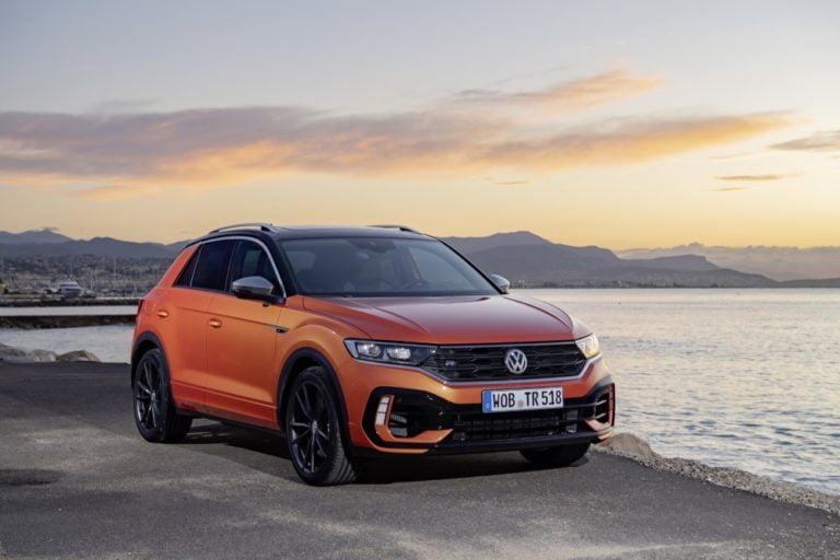 Volkswagen T-Roc -mallistoon tehoversio – 300 hv, 0-100 km/h 4,8 s
