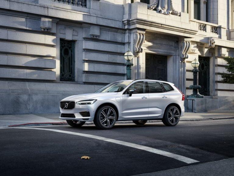 Volvo on edelleen lataushybridien ykkönen