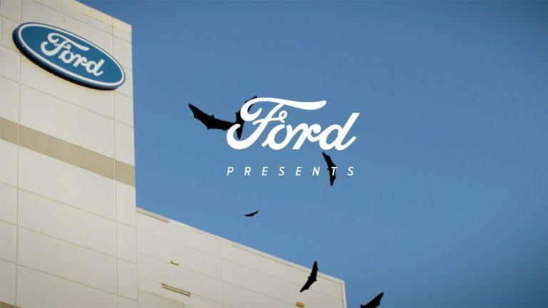 Fordin halloween-kepponen säikäytti