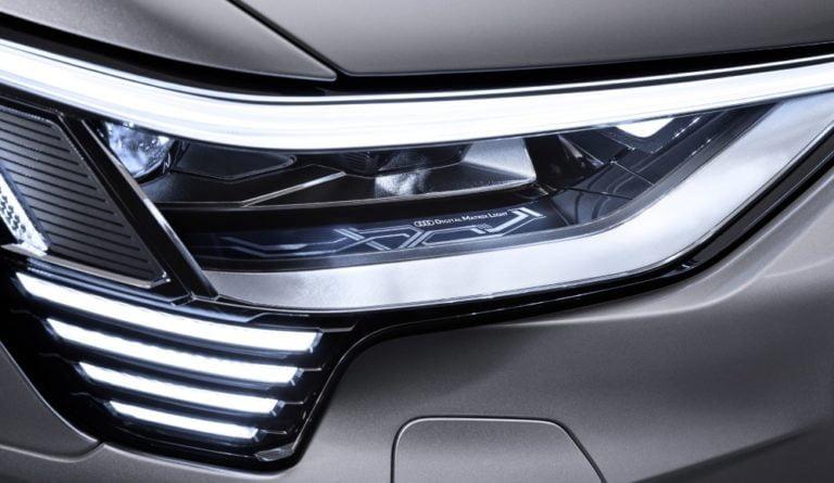 Audin seuraava sähköauto julkaistaan ensi viikolla Los Angelesissa