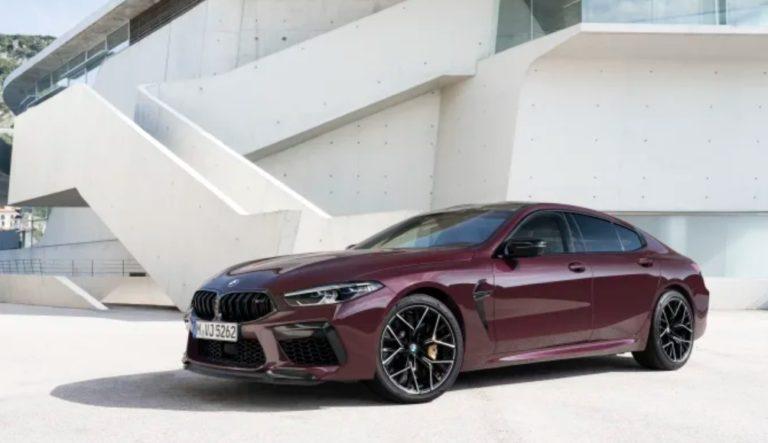 BMW tuo urheilullista suorituskykyä Los Angelesin autonäyttelyyn