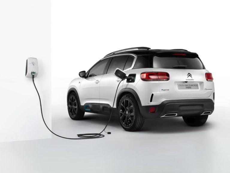 Citroënin ensimmäinen sähköinen auto julkistetaan Brysselin autonäyttelyssä