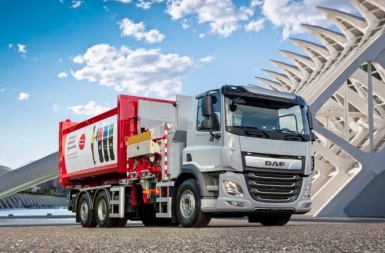 Hollannissa jätteenkuljetus hoidetaan sähköautoilla