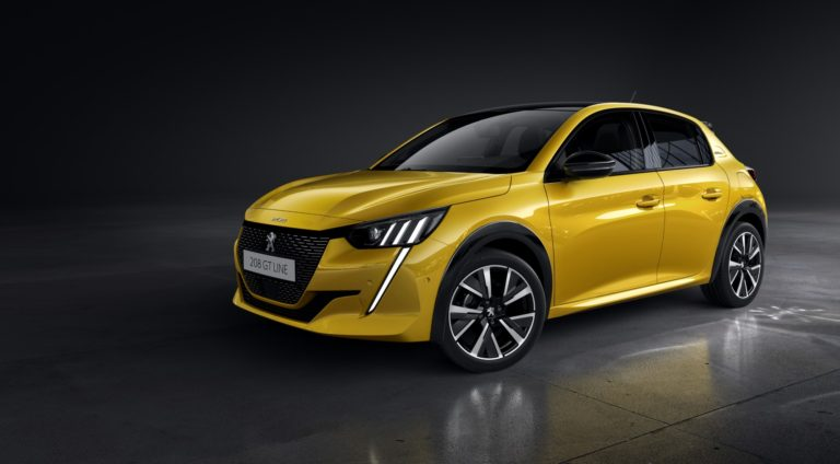 Peugeot 208 valittiin juuri Vuoden autoksi Euroopassa