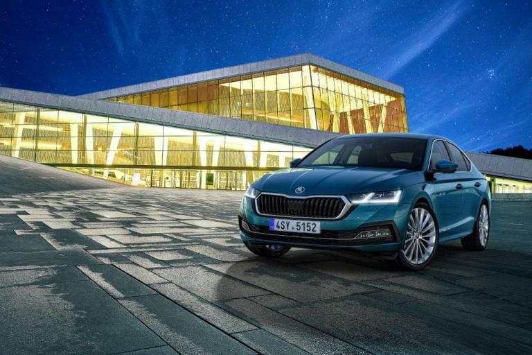 Tässä laaja tietopaketti uudesta Škoda Octaviasta