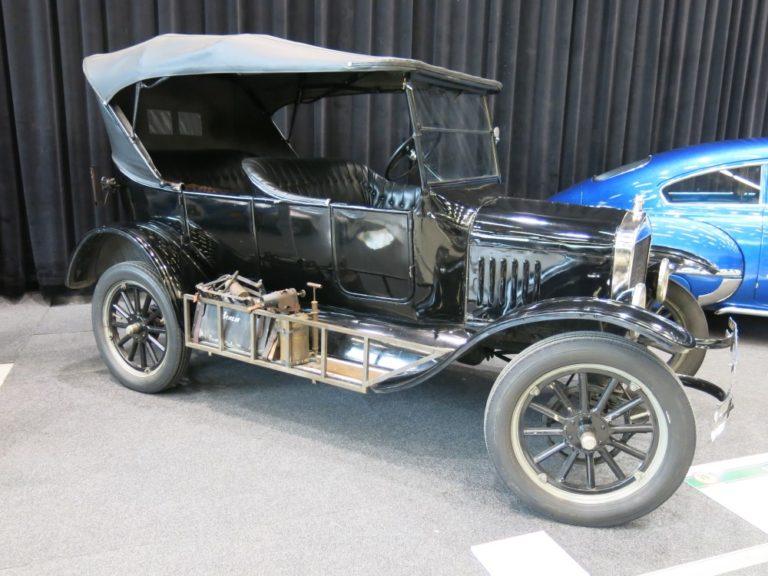 Päivän museoauto: T-Ford Touring 1925