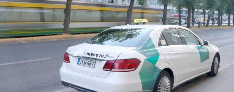 Taksipalvelu Menevä panostaa entistä vahvemmin ruotsinkieliseen palveluun
