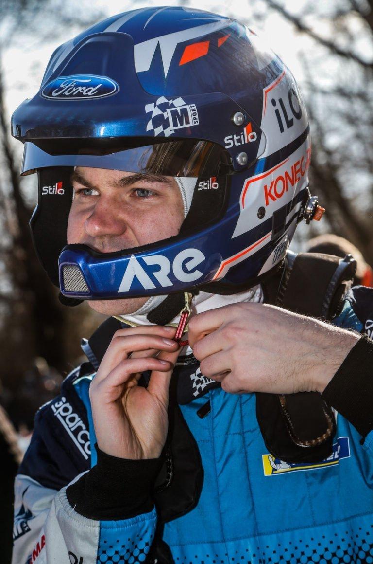 WRC: Teemu Suninen on tyytyväinen MM-rallikauteensa