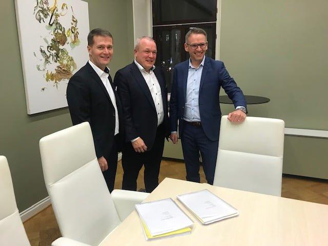 Veho myy Citroën-toiminnot Baltiassa ja Honda-jälleenmyynnin Virossa Auto-Bonílle