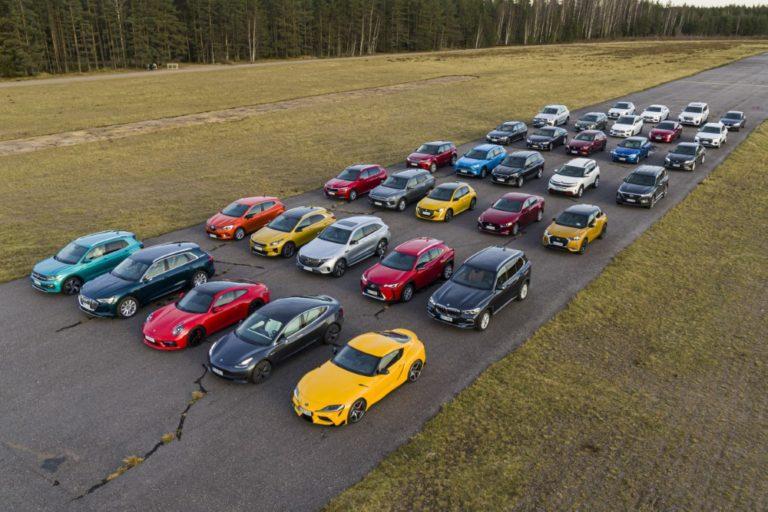 Kerro nyt mielipiteesi! Mikä auto pitäisi valita Vuoden Autoksi Suomessa?
