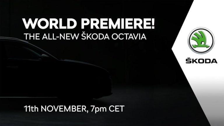 Katso tästä tänään suorana Škoda Octavian julkistusta Prahasta
