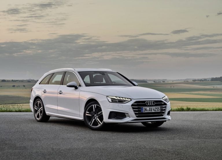 Uudistunut Audi A4 Avant g-tron -kaasuauto on hinnoiteltu