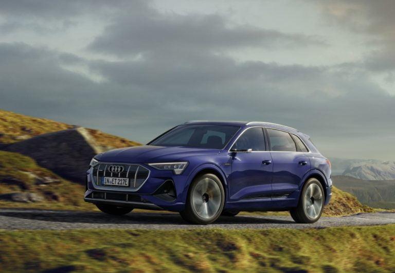 Audi e-troniin teknisen päivityksen avulla lisää toimintamatkaa