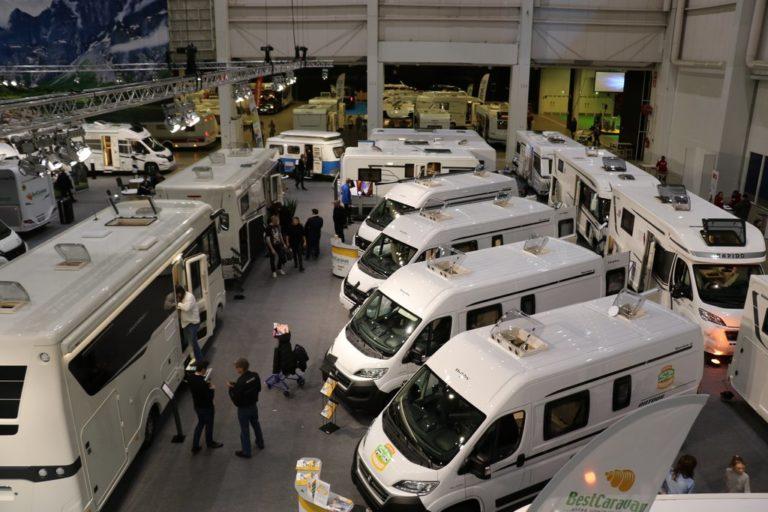 Helsingin Caravan-messut siirtyy vuoteen 2022