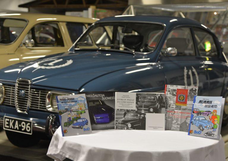 Uudessakaupungissa on valmistettu autoja yli 50 vuotta — autotuotanto innosti myös kirjailijoita