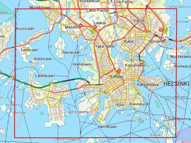 Tänään paljon liikennehäiriöitä Helsingissä