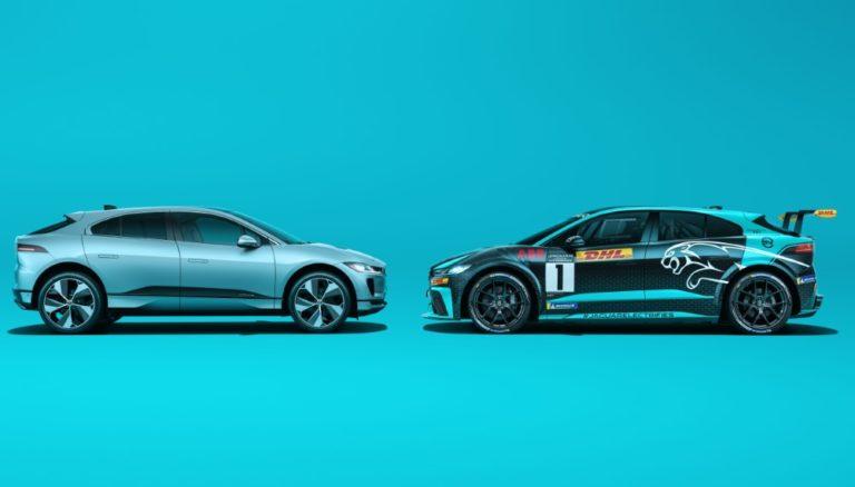 Jaguarin I-Pace-sähköautoon lisää toimintamatkaa päivityksen avulla
