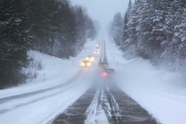 """""""Talvi yllätti autoilijat"""" on aina välillä totta"""