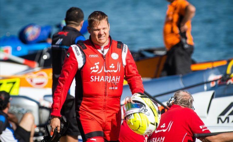 F1-veneet: Sami Seliö ajoi Sharjahin GP:ssa viidenneksi, Roms keskeytti