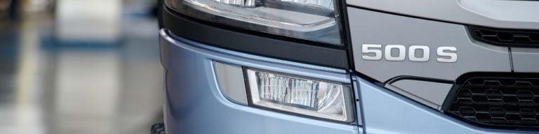 Sopimus Daimlerin kanssa muuttaa Scanian S-sarjan makuuohjaamojen mallinimikettä